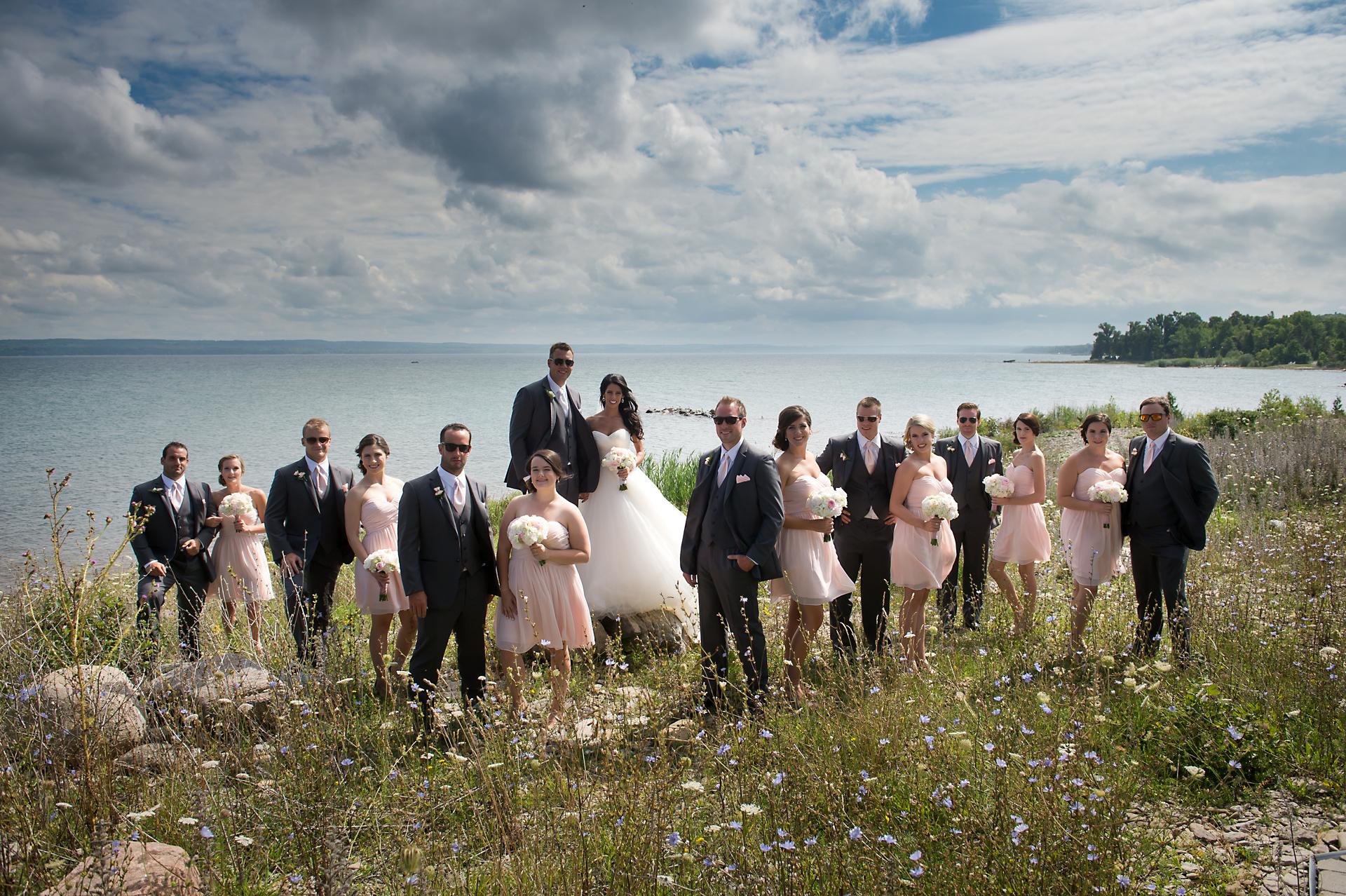Dane & Samantha | Cobble Beach Wedding | Georgian Bay 08