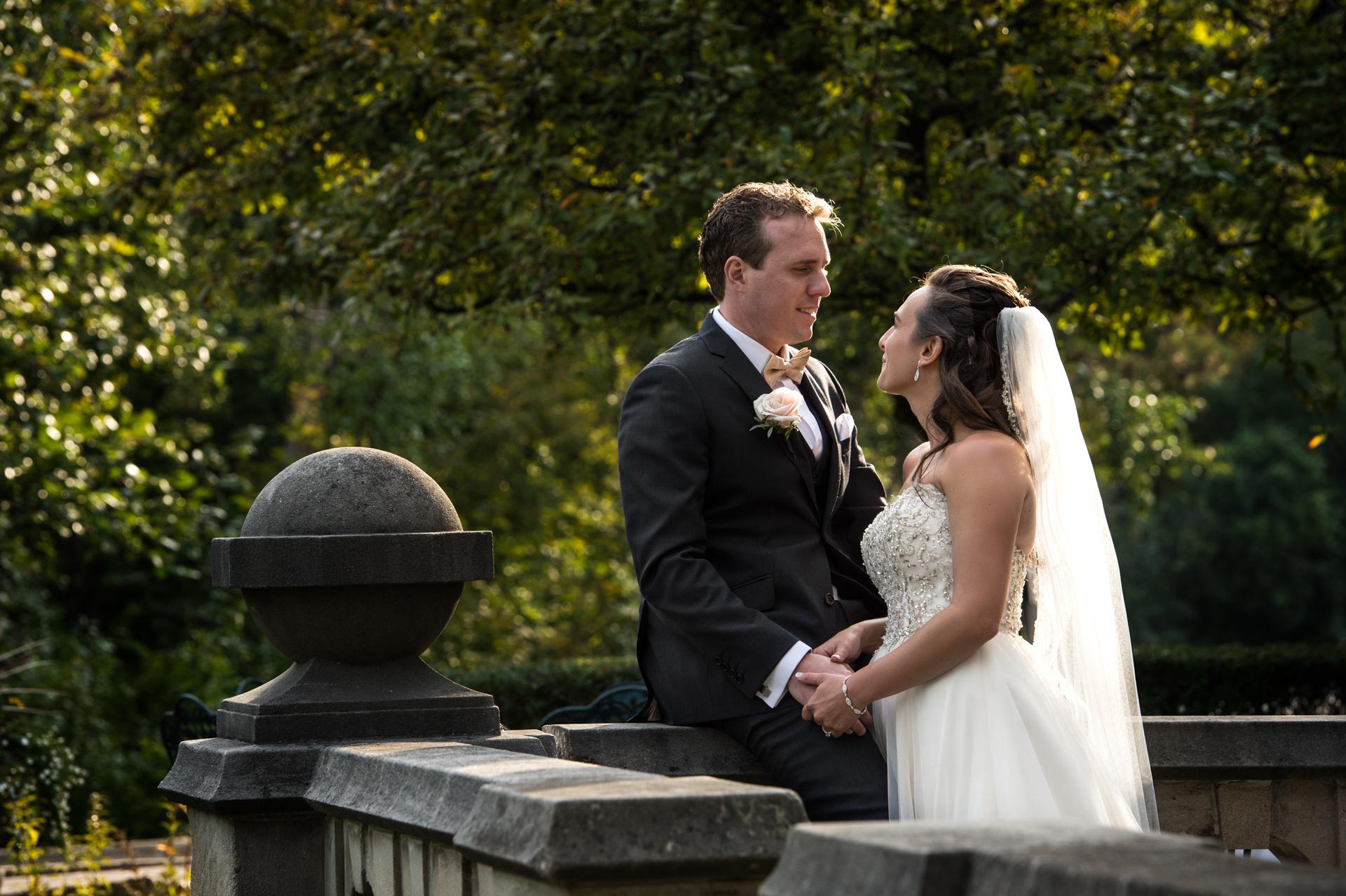 Shaun & Danielle | Sunnybrook Estates Wedding | Vaughn Estate Wedding01