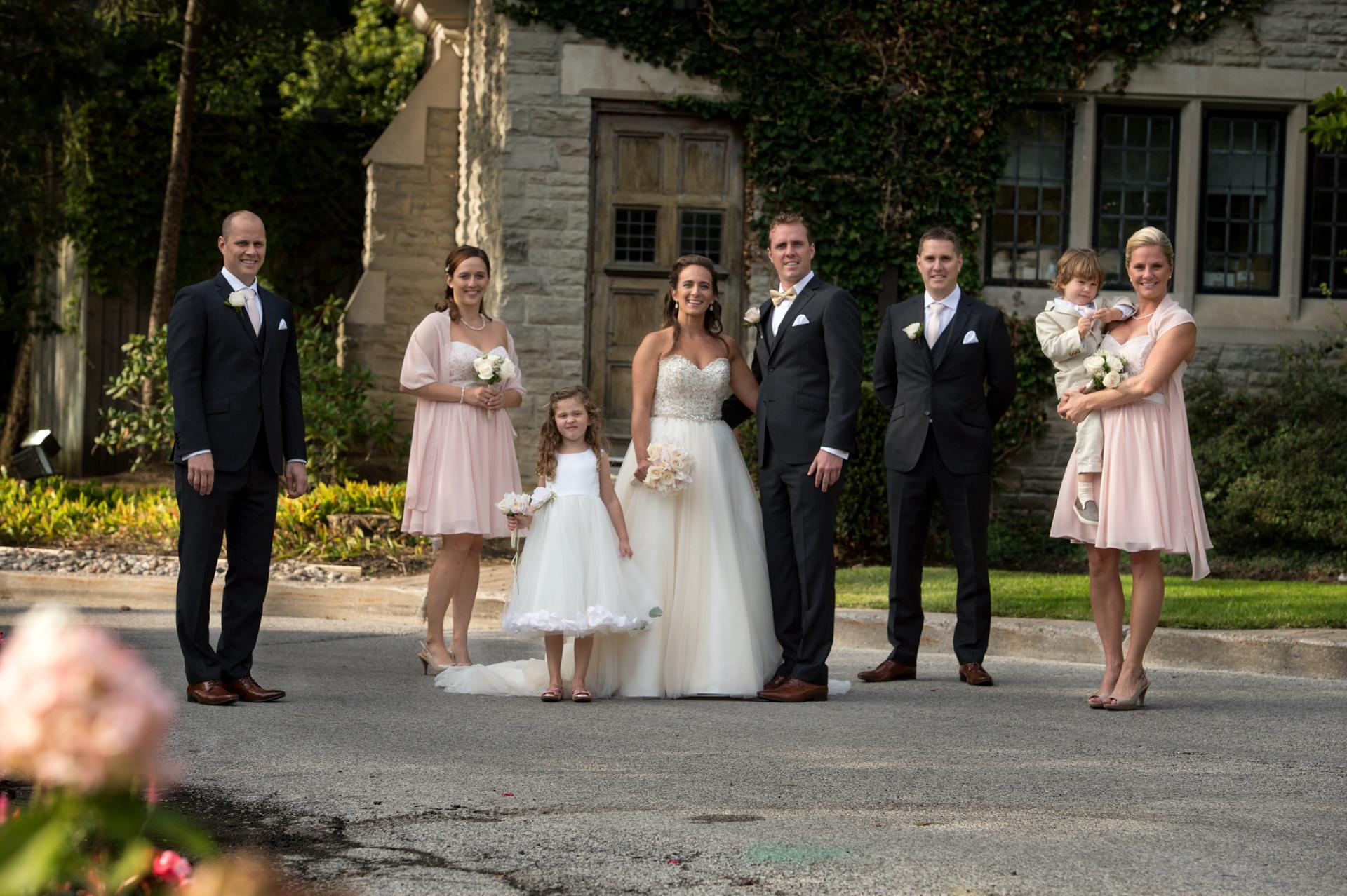 Shaun & Danielle | Sunnybrook Estates Wedding | Vaughn Estate Wedding13