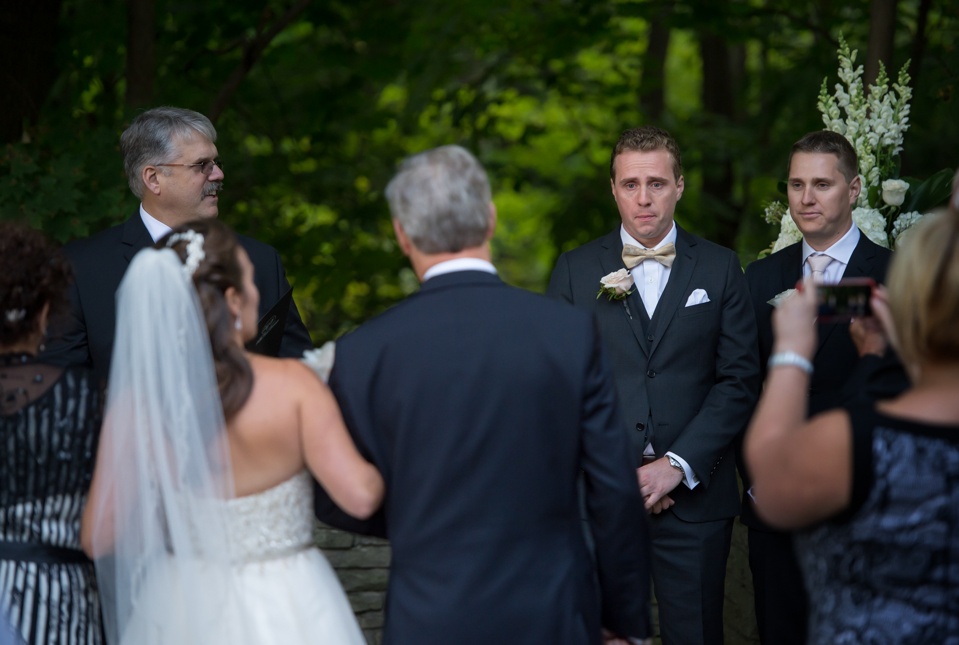 Shaun & Danielle | Sunnybrook Estates Wedding | Vaughn Estate Wedding19