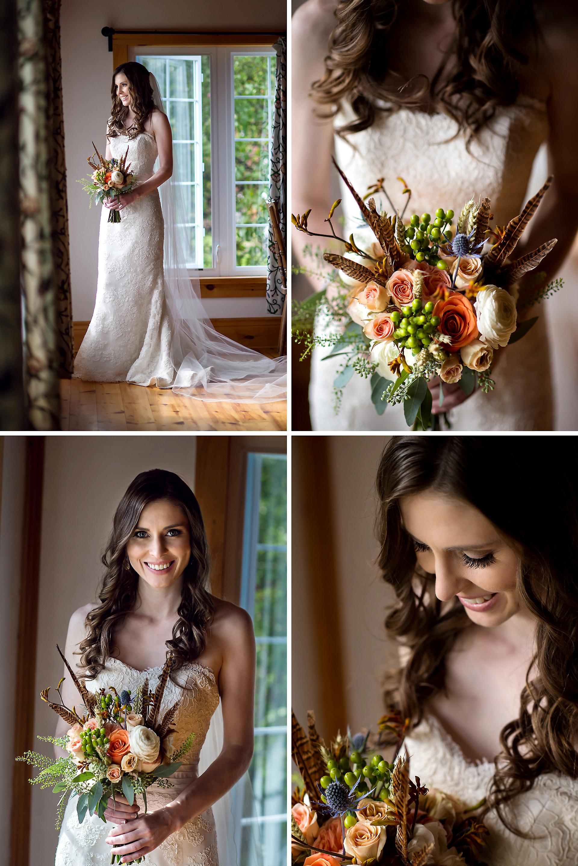 Nathan & Linda | Brooksfield Farms Wedding | Muskoka Wedding Photography08