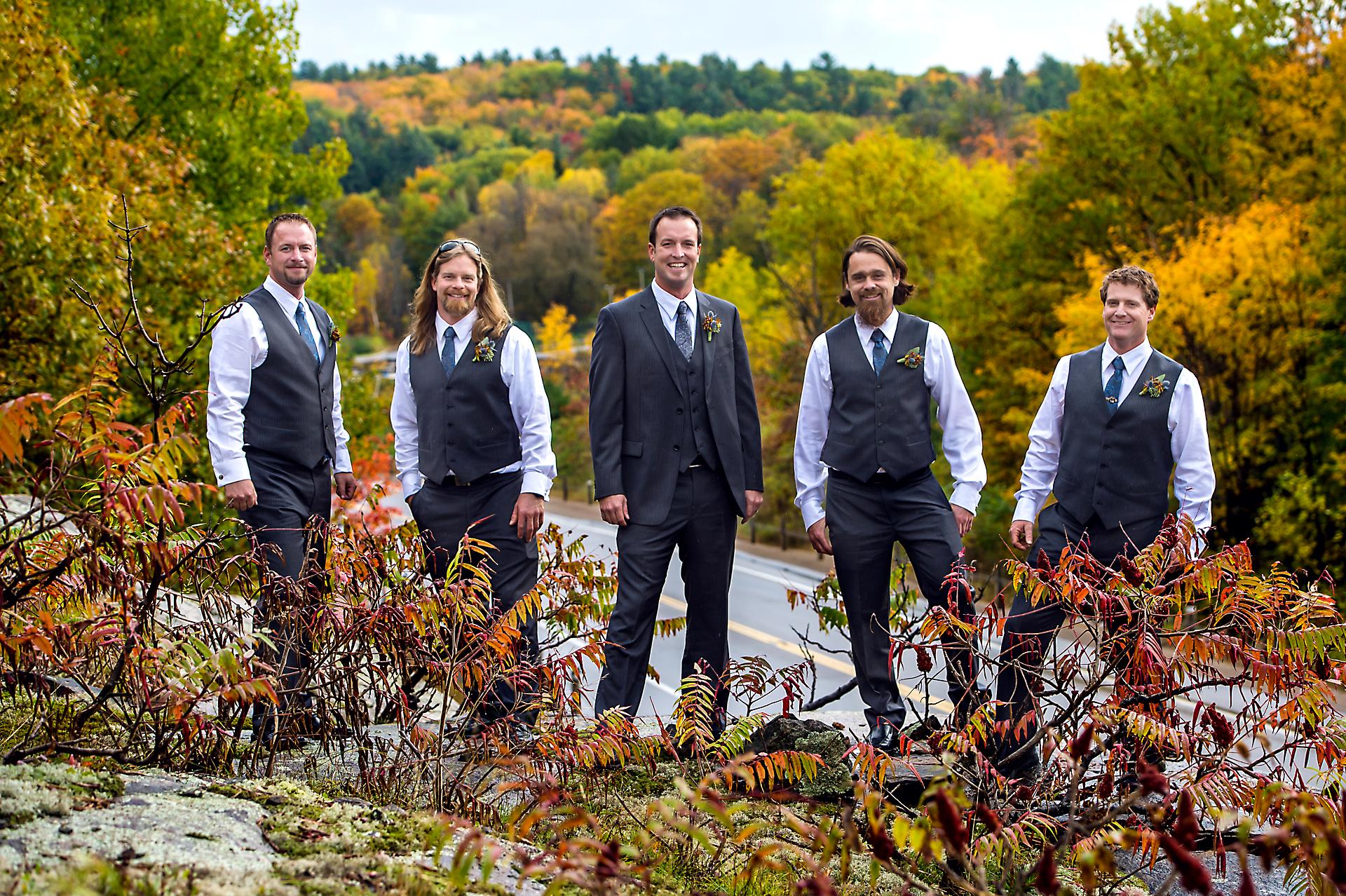 Nathan & Linda | Brooksfield Farms Wedding | Muskoka Wedding Photography16