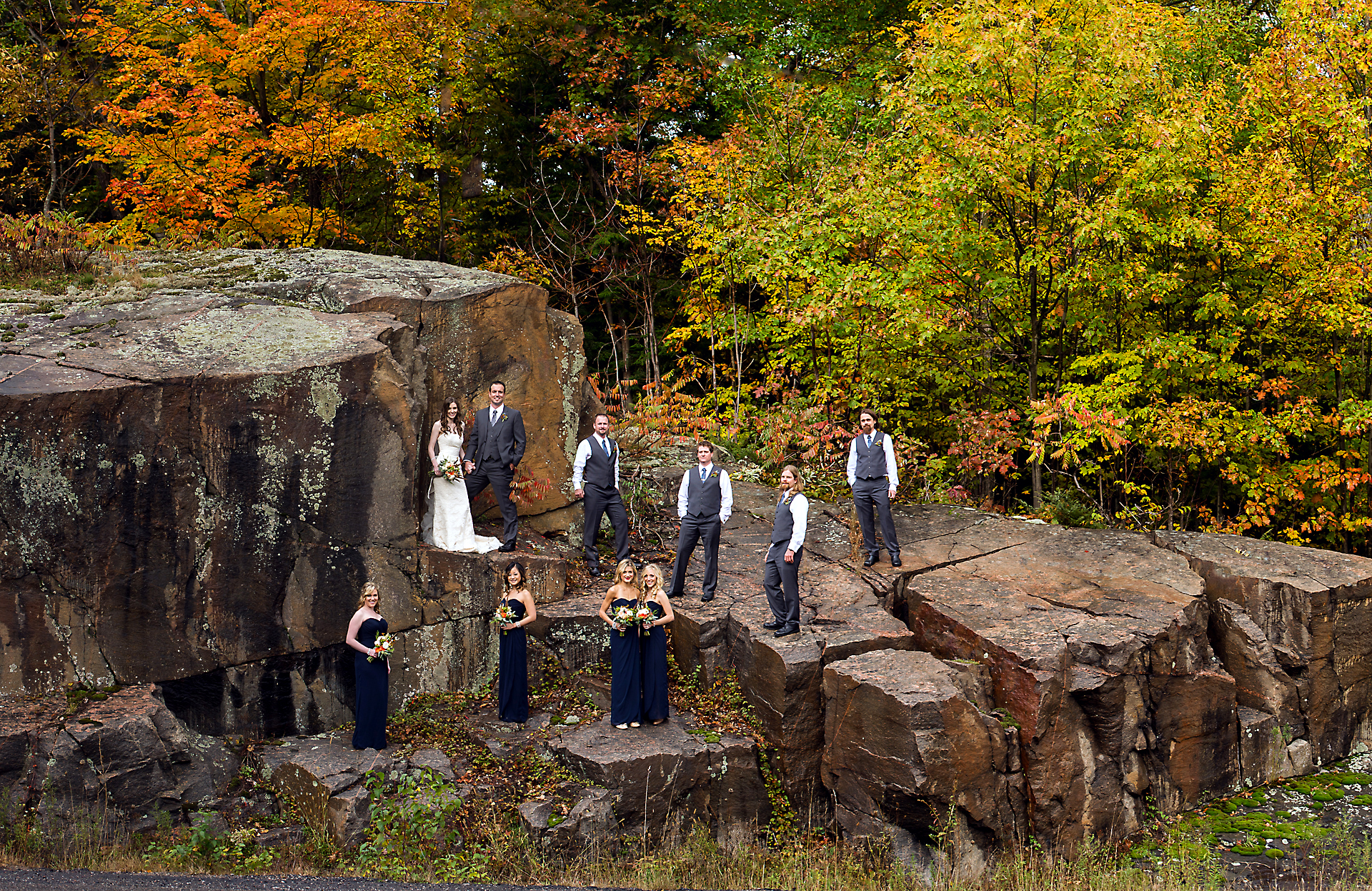 Nathan & Linda | Brooksfield Farms Wedding | Muskoka Wedding Photography17