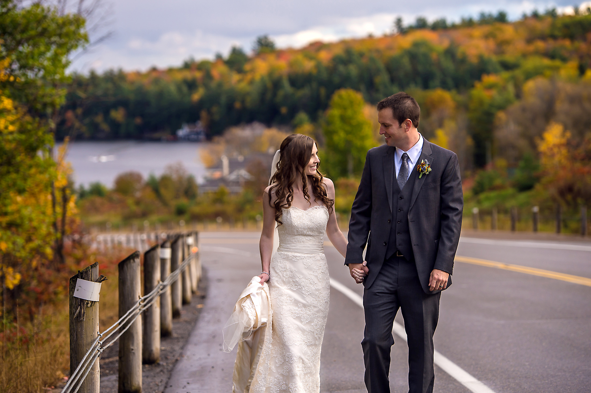 Nathan & Linda | Brooksfield Farms Wedding | Muskoka Wedding Photography20