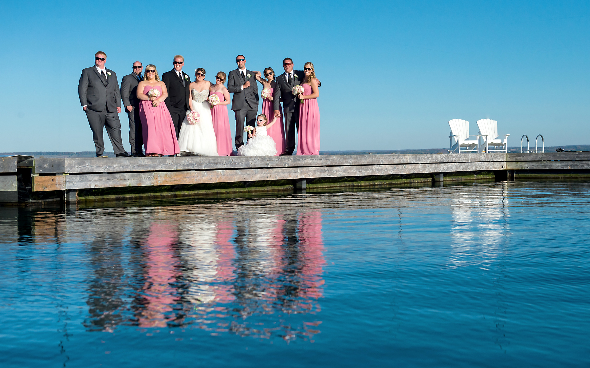 Wes & Mallory | Cobble Beach Wedding | Owen Sound Wedding Photography 22