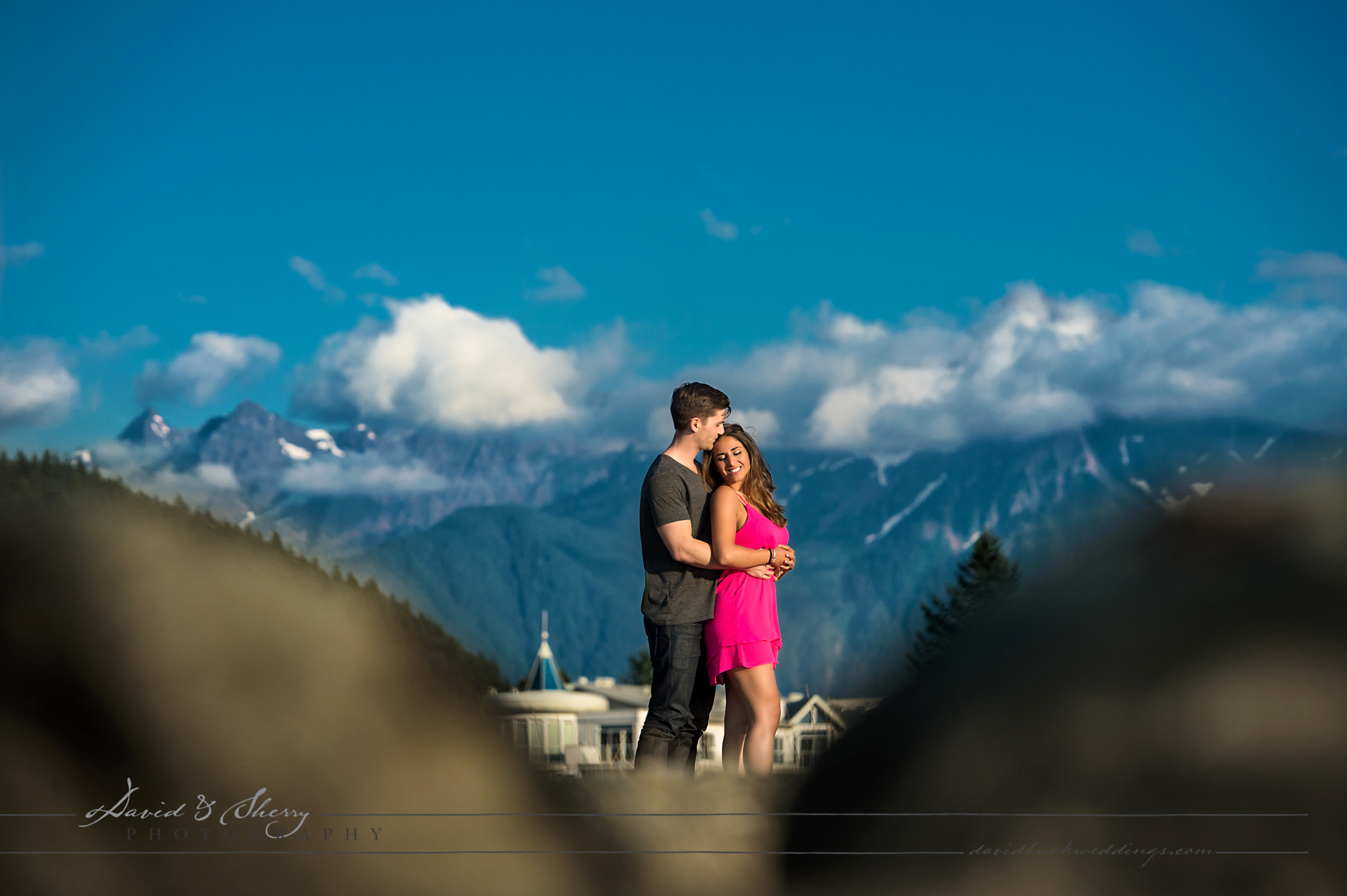 Othello Tunnels Harrison Lake Engagement Photos_ (10)