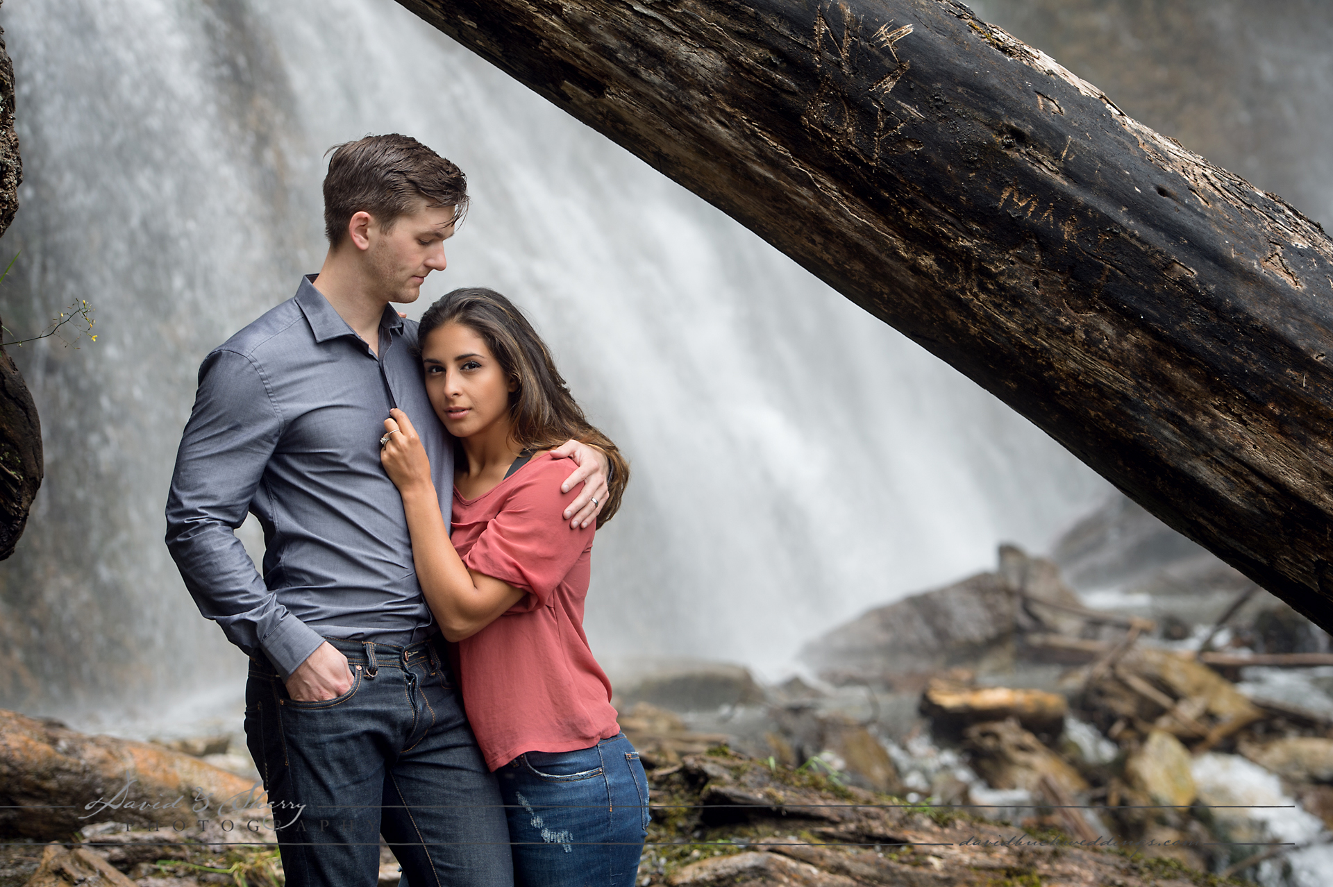 Othello Tunnels Harrison Lake Engagement Photos_ (2)