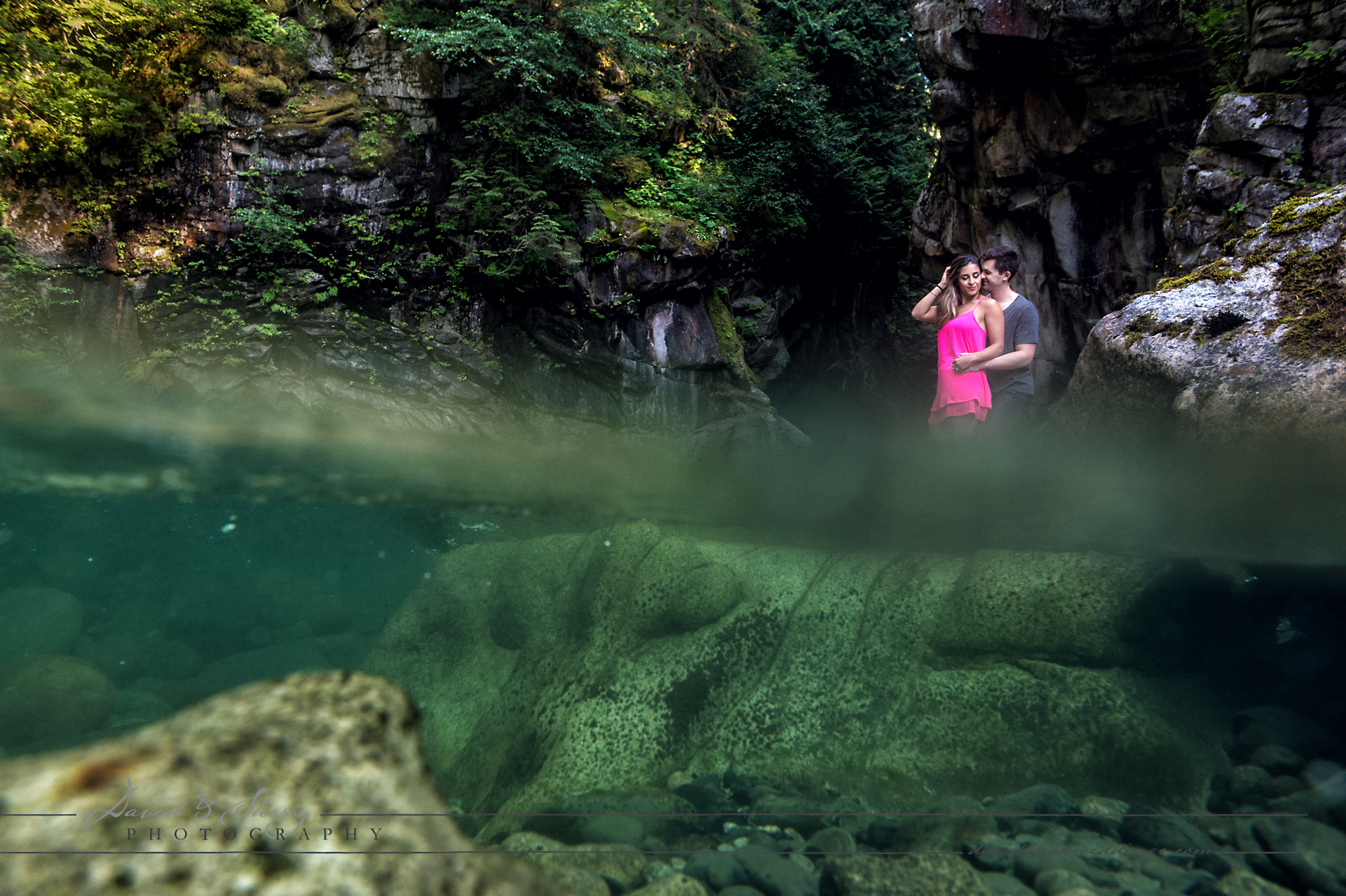 Othello Tunnels Harrison Lake Engagement Photos_ (5)