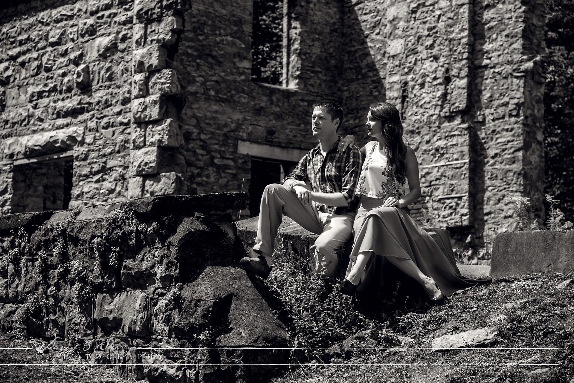 Sauble Falls Engagement Photos 10