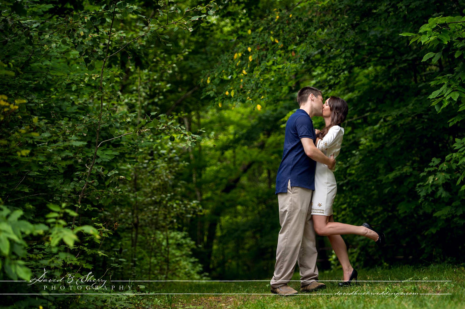 Sauble Falls Engagement Photos 16