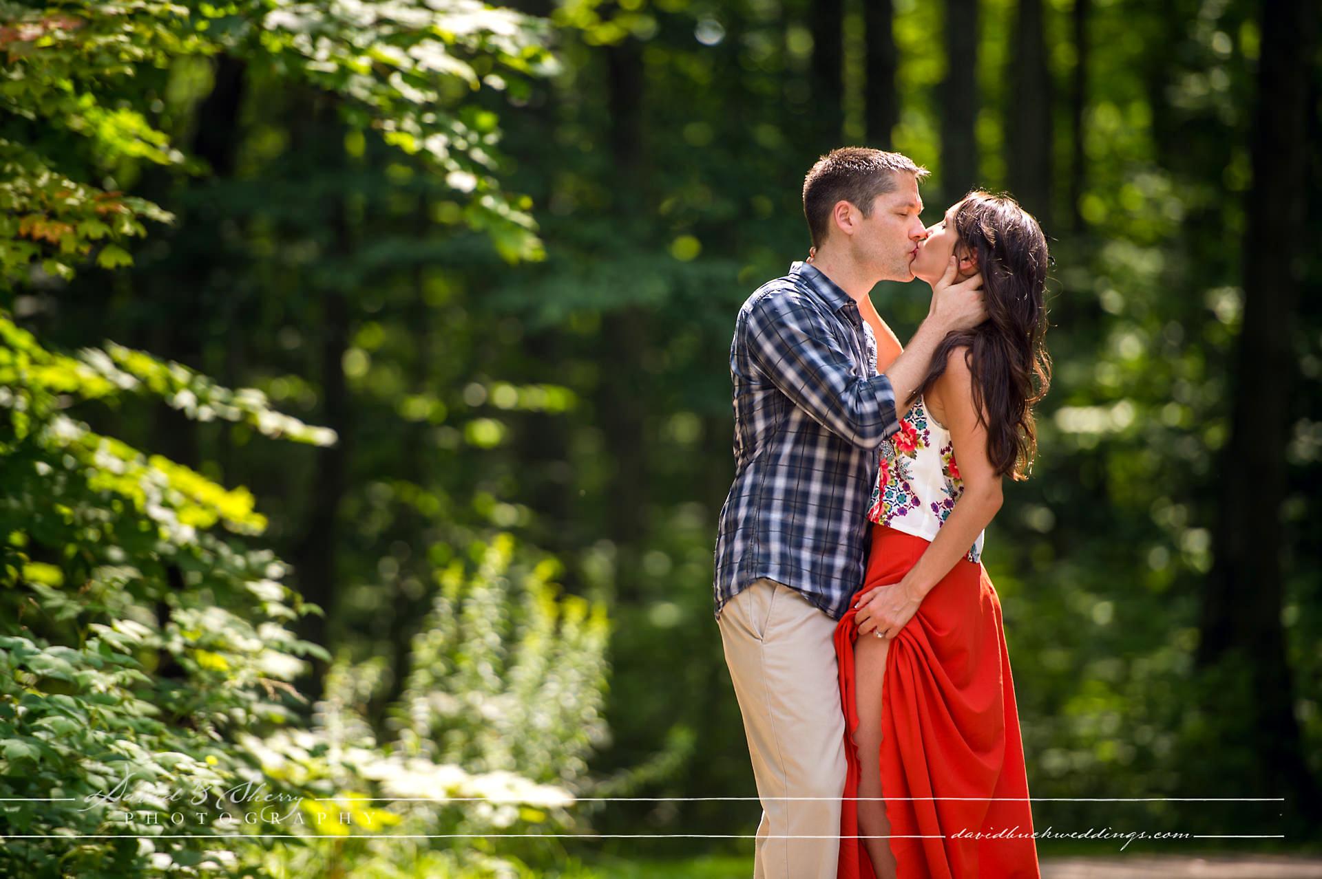 Sauble Falls Engagement Photos 18