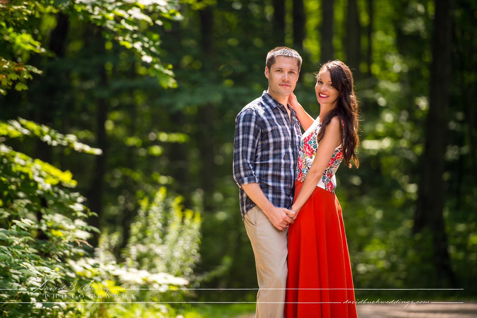 Sauble Falls Engagement Photos 19