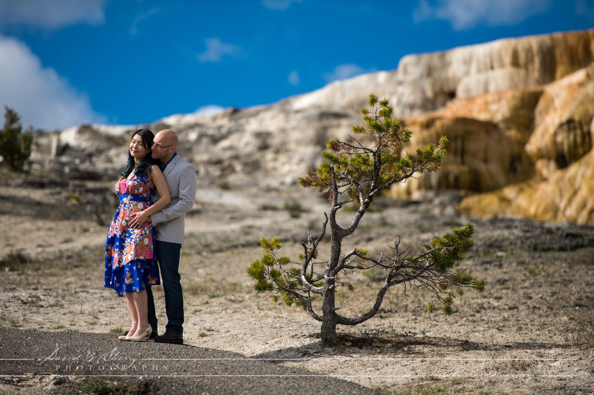 1 Yellowstone-Engagement-National-Park-007