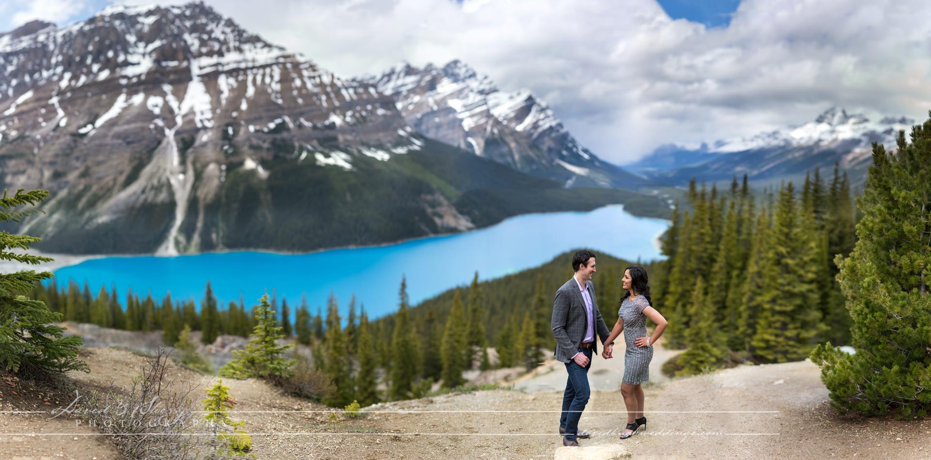 Peyto-Lake-Engagement-002