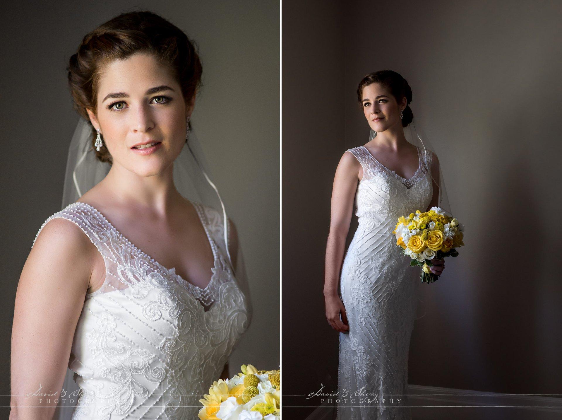 Collingwood Bridal Portrait